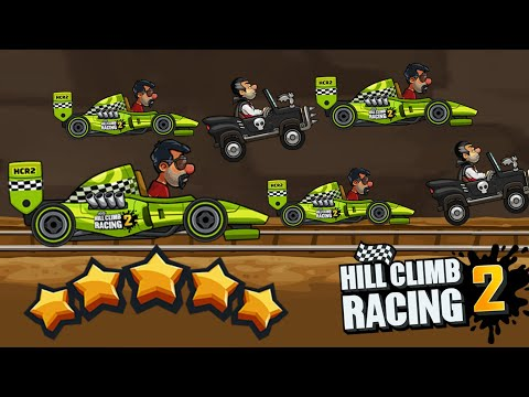 Daily Challenges | Hill Climb Racing 2 | Gameplay
