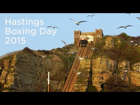 Hastings on Boxing Day 2015 [4K]