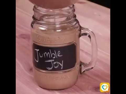 Milkshake of Brownie batter!!!