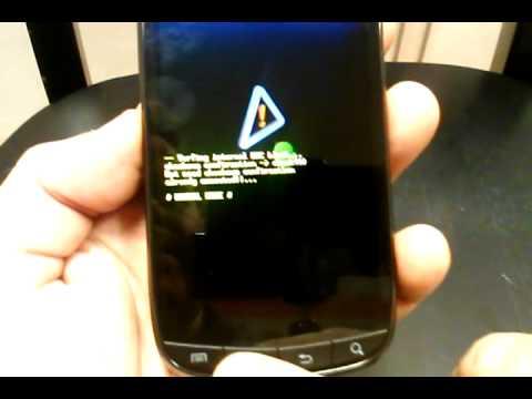 Samsung Galaxy S Lightray Hard Reset Metro PCS