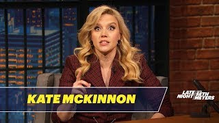 Download Kate McKinnon Perfectly Impersonates Marianne Williamson at the Democratic Debate Video