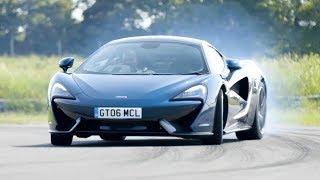 McLaren 570GT - Chris Harris Drives - Top Gear