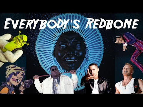 What Redbone would sound like if it was a giant mashup