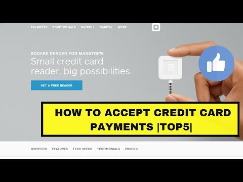 how to accept credit card payments|TOP 5|best online payment app