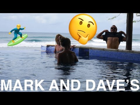 TYPICAL DAY at MARK AND DAVE'S SURF CAMP