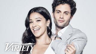 Download Gina Rodriguez & Penn Badgley - Actors on Actors - Full Conversation Video