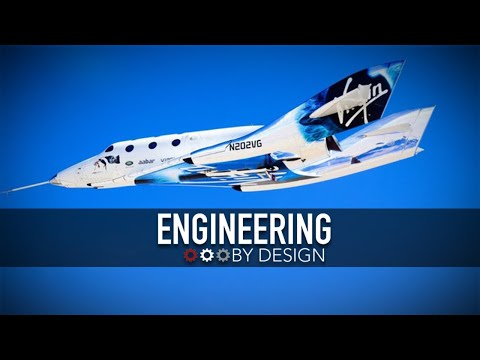 Engineering By Design: Virgin Galactic Holds Second Supersonic Test Flight