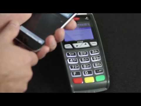 How to Accept Apple Pay on Ingenico iCT250 -  Free and Easy to Use with ShopCard Merchant Services