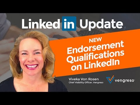 What You Need to Know About the New Endorsement Qualification on LinkedIn Mobile