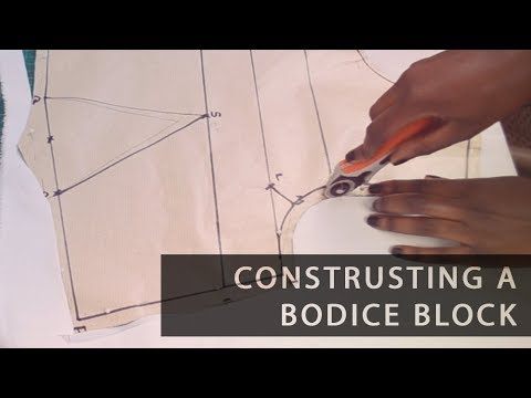 Pattern Drafting for Beginners – Bodice Construction Tutorial • Elewa
