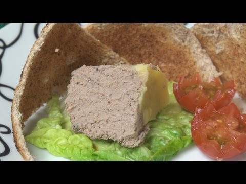 Simple Chicken Liver Pate Recipe