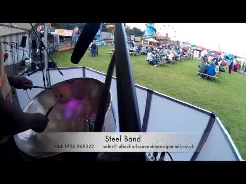 Steel Band for Hire – Musicians/Bands - UK