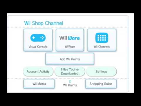 Top Five Busta Rhymes Goes To The Wii Shop Channel Lyrics