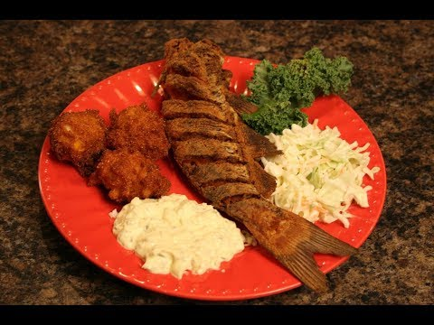 The Right Way To Cook Whole Catfish!
