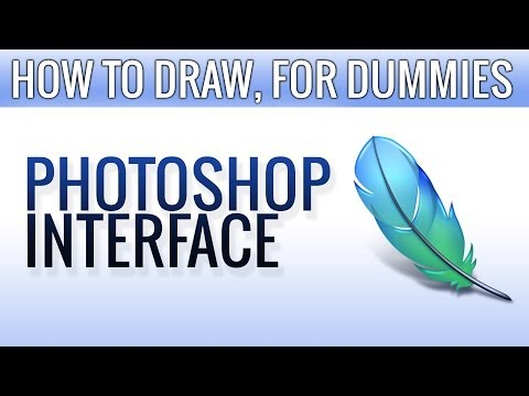 2. Photoshop Interface | How To Draw, For Dummies