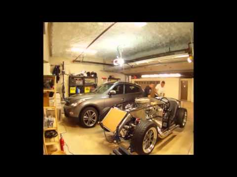 Mk4 Roadster Time-Lapse Build