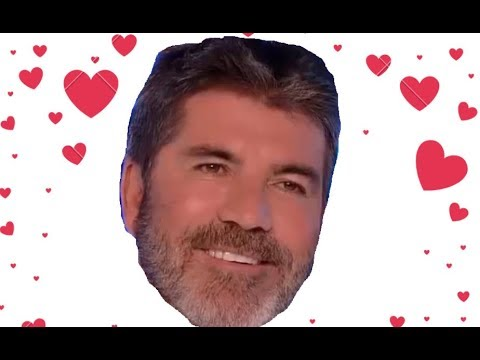 Simon Cowell Falls In Love With... He Can't Take His Eyes Off Her! Look At His Smile... Simply Best?