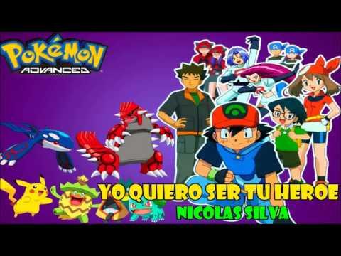 Xxx Mp4 Yo Quiero Ser Tu Heroe Pokemon Opening 6 Version Full Latina By Nicolas Silva 3gp Sex