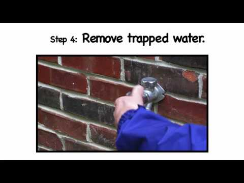 Protecting Your Outside Water Faucets in the Winter
