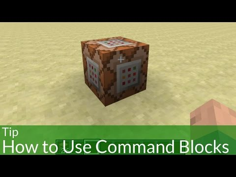 Tip: How to Use Command Blocks in Minecraft