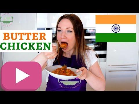 Recipe for BUTTER CHICKEN | Murgh Makhani Recipe