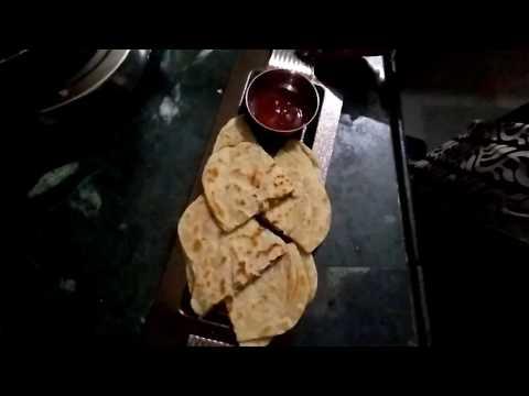 Maida aalo paratha recipe