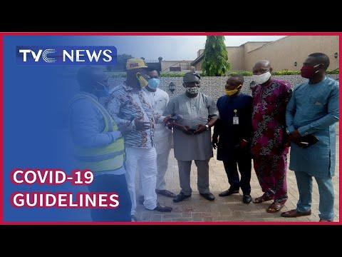 Commercial motorcycle riders unions unite to arrest lockdown violators in Ogun