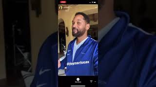 """Will Smith responds to Joyner Lucas new song """"Will"""""""
