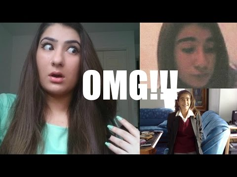 REACTING TO OLD PROFILE PICTURES! | EVIN YALCIN