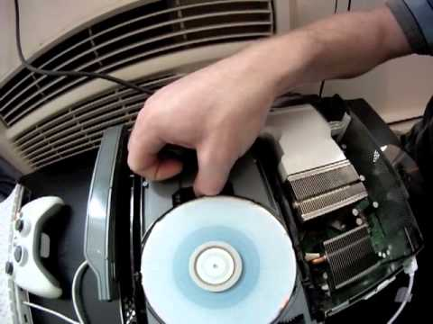 EASY FIX! - Xbox 360 Disc Unrecognized Error - Laser Pull