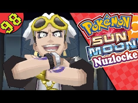 Why Are Team Skull & Guzma At Aether Paradise? | Pokemon Sun And Moon Nuzlocke Gameplay