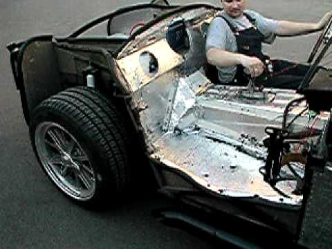 Build FFR kit cars Cobra 427 Russia Moscow