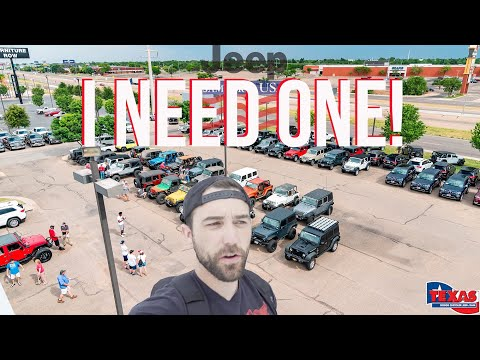 I SHOULDN'T HAVE SOLD MY JEEP! (JEEP JAMBOREE TEXAS)
