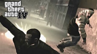 Grand Theft Auto IV (Xbox 360) Free-Roam Gameplay #14 [HD]