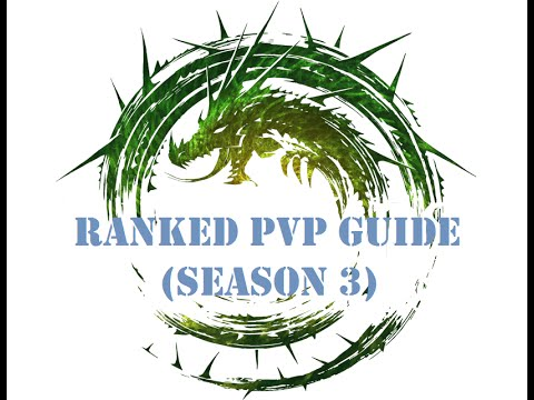Guild Wars 2 PvP Ranked Season 3 Guide