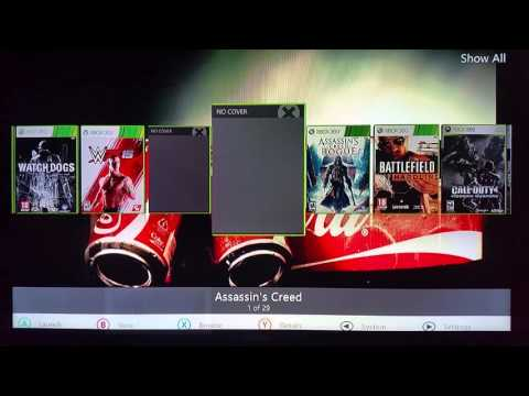 Xbox 360 rgh Guide: How to change Aurora menu background