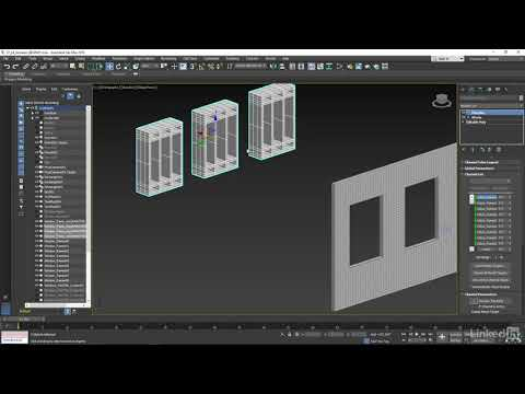 Animated Booleans | 3ds Max: Special Effects for Design Visualization from LinkedIn Learning