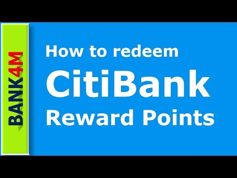 How to redeem Citibank Reward Points | Vodafone Postpaid bill pay