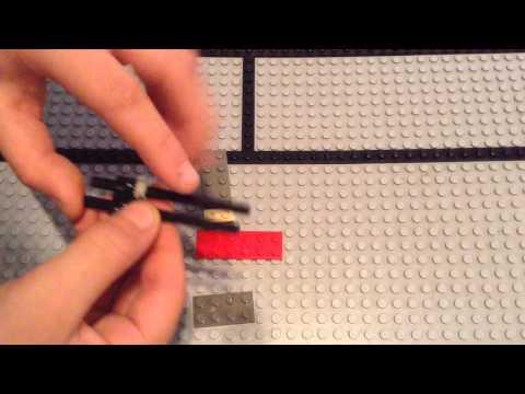How To Build A Lego Shotgun (that Shoots)