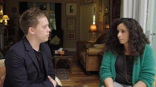 Owen Jones meets Salma Karmi-Ayyoub |