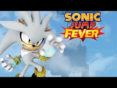 Sonic Jump Fever - Jungle Zone Event Gameplay