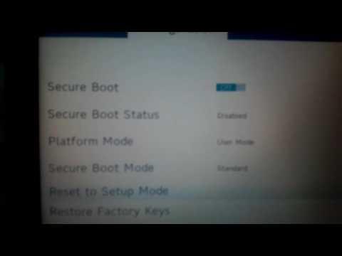 Lenovo Ideapad S100 11IBY загрузка usb flash, CD как выставить настройки в BIOS ?