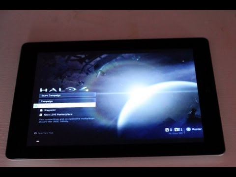 How to put Xbox 360 games on a jailbroken iPad! (Also works with iPhone and iPod Touch.)