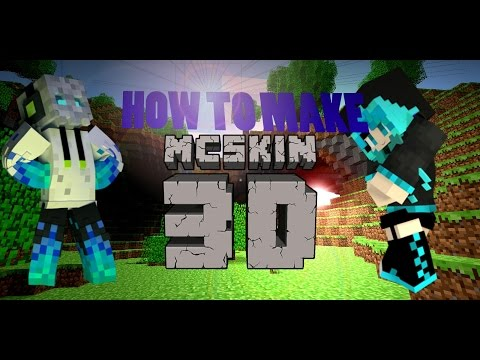 Make your own Minecraft Pocket Edition 3D skin ON ANDROID!