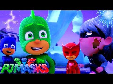 PJ Masks Starlight Sprint Disney Junior App for Kids | Adventure Games in Full Episodes for Children