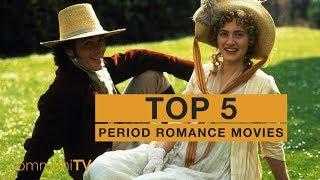 TOP 5: Classic Period Romances