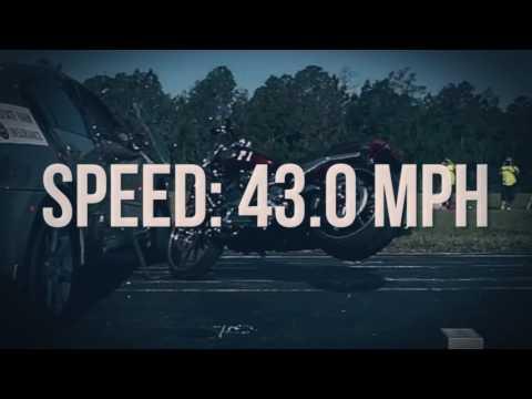 WREX 2016 Harley-Davidson Motorcycle Crash Tests