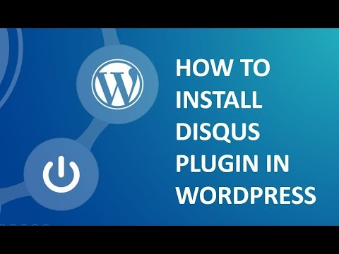 How to install disqus plugin in wordpress website using Cpanel