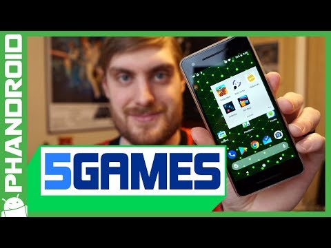 5 Best Android GAMES of the Week - 12/17/2017