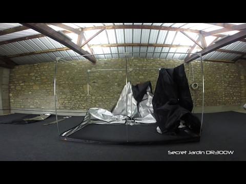 Secret Jardin Dark Room DR300W aufbauen (Rev 2.6)